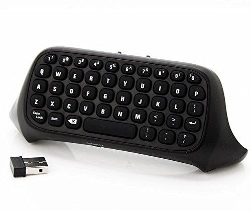GAMINGER Chatpad Keyboard for Xbox ONE Controller QWERTZ