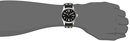 Hamilton Men's Analogue Automatic Watch with Leather Strap