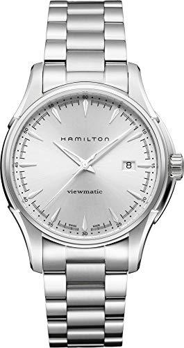 Hamilton Men's Analogue Automatic Watch with Stainless Steel
