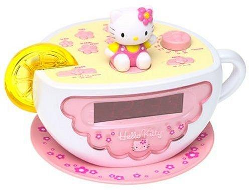 Hello Kitty Digital Clock Radio