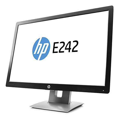 HP EliteDisplay 24-Inch E242 IPS 1920 x 1200 LED Monitor -