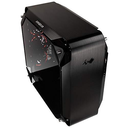In-Win 925 Full Tower Gaming Case - Black Tempered Glass