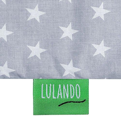 LULANDO playpen mat 75x100 cm for children protects against