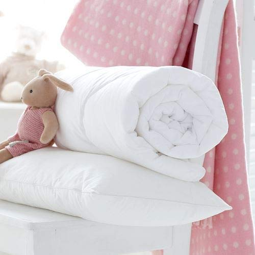 Luxury Nursery Baby Toddler Junior Cot Bed anti-Allergy