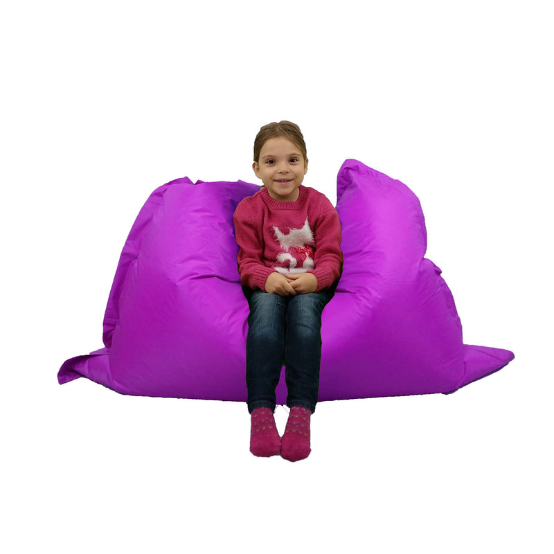 MaxiBean Kids Beanbag 6 way Large Garden Lounger Childrens