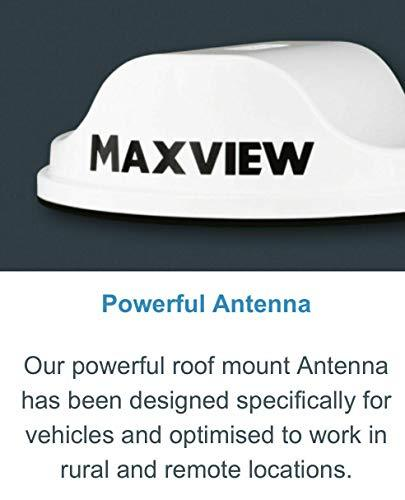 Maxview Roam Mobile 3G/4G Wi-Fi System for On The Go
