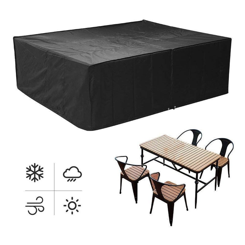 MVPower Garden Furniture Cover 210D Oxford Fabric Waterproof