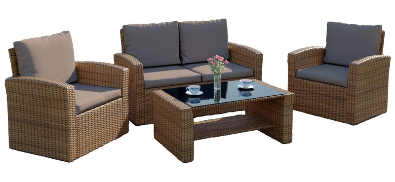 New Algarve Rattan Outdoor Garden Patio/Conservatory 4
