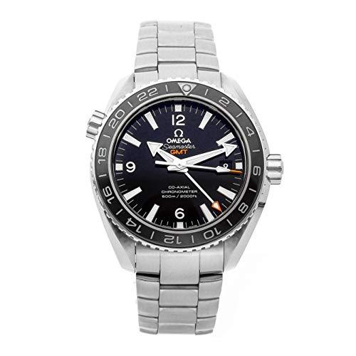 Omega Planet Ocean GMT 232.30.44.22.01.001 Steel Automatic