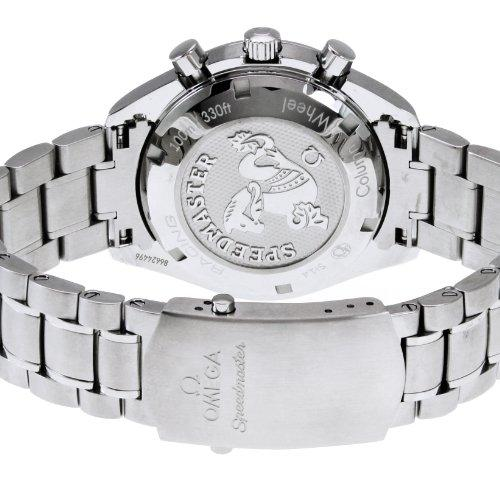 Omega Speedmaster Racing Men's Stainless Steel Automatic