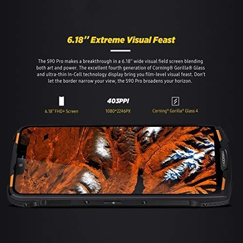 PENG Mobile phone S90 Pro Rugged Phone 6GB+128GB IP68/IP69K