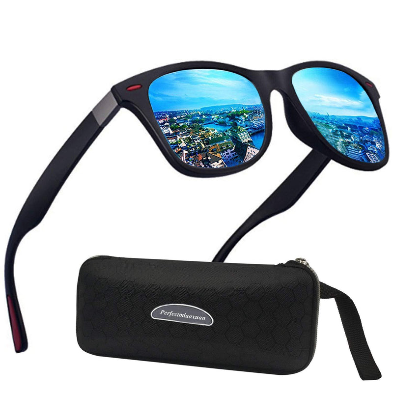 Polarized Sunglasses Men Women Luxury Retro Sun Glasses