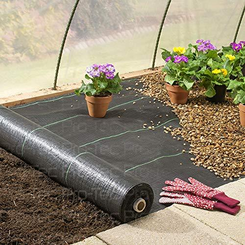 Pro-Tec 2m x 50m Heavy Duty 100g Weed Control Membrane