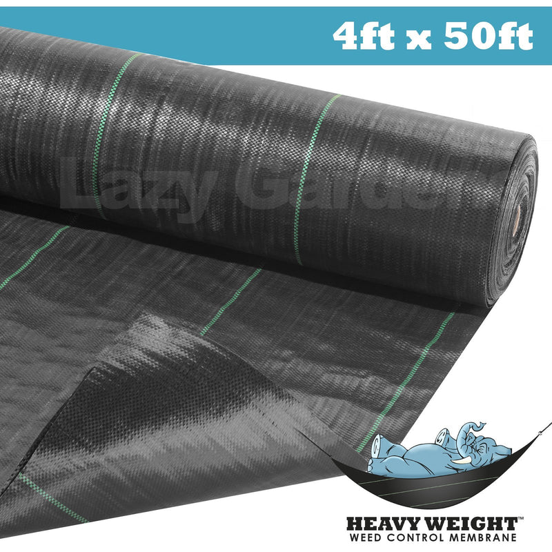 Pro-Tec Garden Products Lazy Gardener 4ft x 50ft Heavy Duty