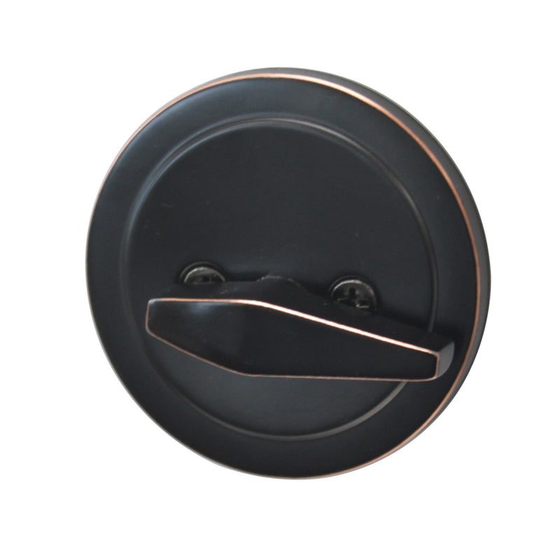 Probrico Security Door Lock with Key Oil Rubbed Bronze