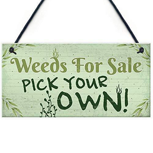 qidushop Weeds For Sale Funny Garden And Shed Summer House