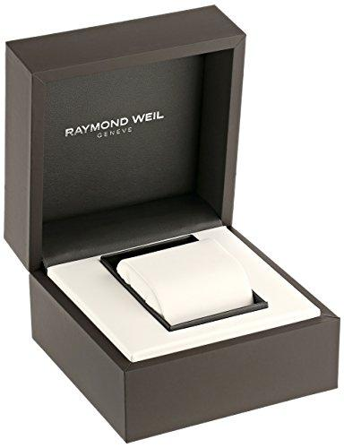 Raymond Weil Mens Analogue Quartz Watch with Stainless Steel