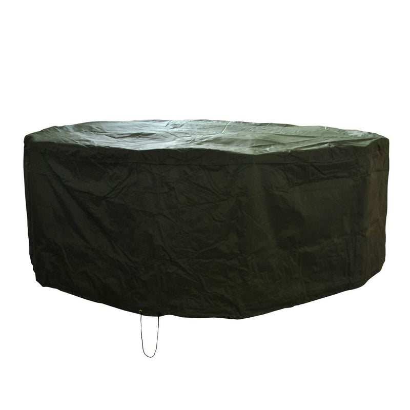 Selections Premium 6-8 Seater Large Round Patio Garden