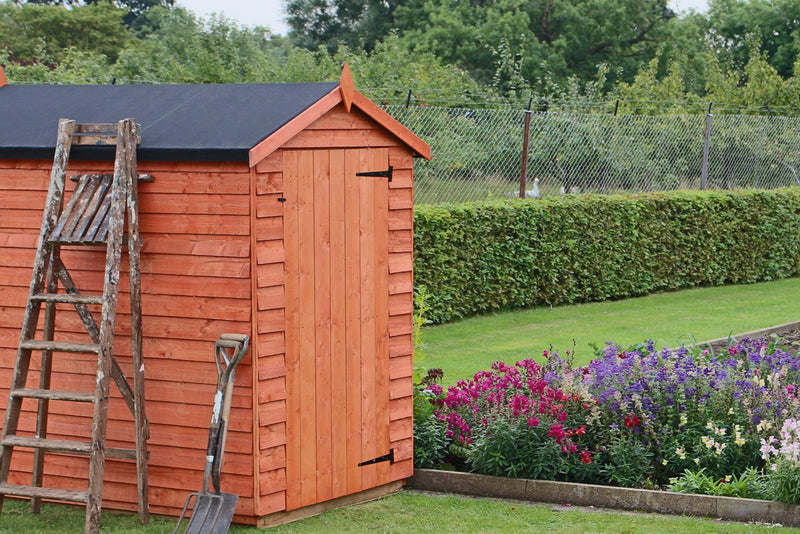 SkyGuard Shed Roof Kit - EPDM Rubber Roofing Kit for Sheds &