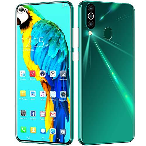 Smartphone M40pro 6.6 inch perforated screen MTK6763 ten