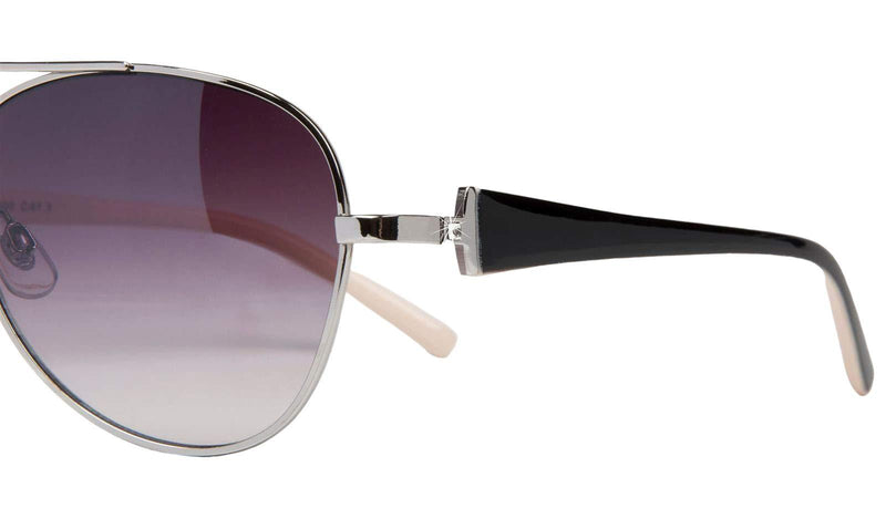 styleBREAKER elegant tinted Pilot Glasses for Ladies