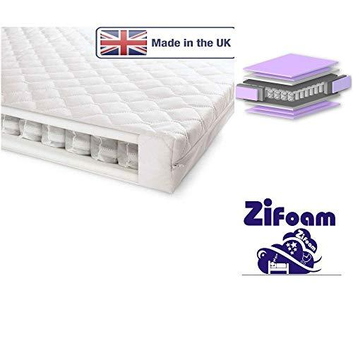 Superior Deluxe Baby Cot Bed Mattress -160x70x10cm