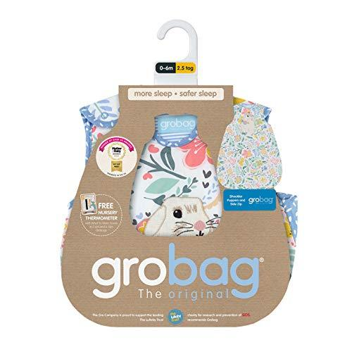 The Gro Company Wild Garden Grobag Baby Sleeping Bag 6-18