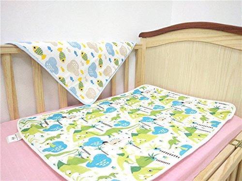 Tokkids Large Waterproof Sheet Washable Waterproof Bed Pad