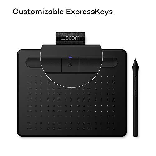 Wacom Intuos CTL-4100WL Small Creative Pen Tablet with