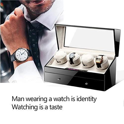 Watch Winders Automatic Watch Winder Quiet Motors LCD