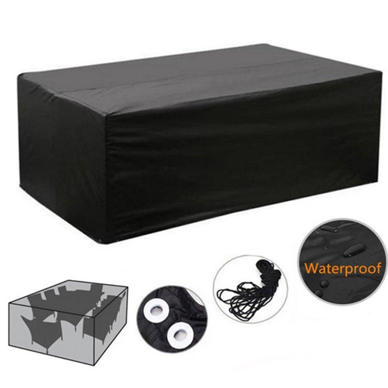 WeiMay Table Cover Waterproof Dust-proof Oxford Outdoor
