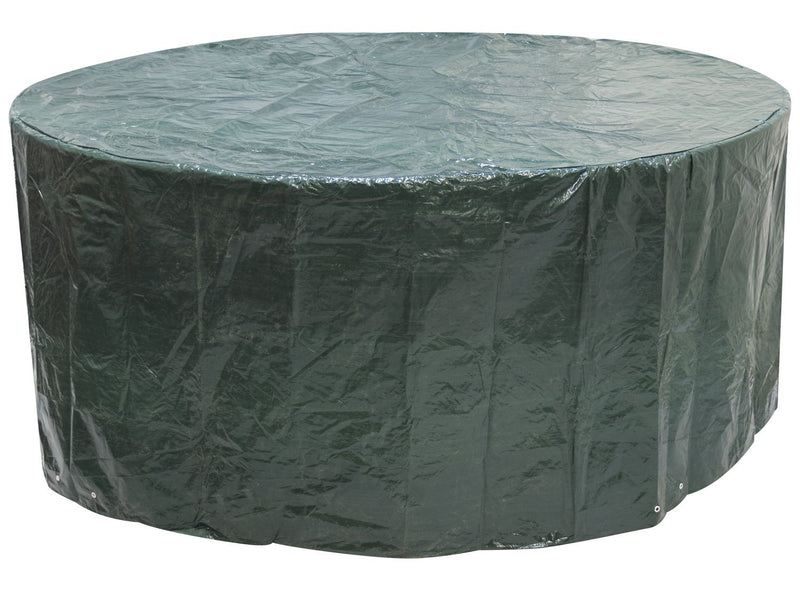 Woodside Green Large Round Outdoor Patio Furniture Set Cover
