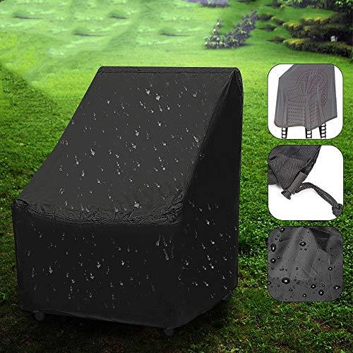 Xigeapg Waterproof Chair Cover Outdoor High Back Patio