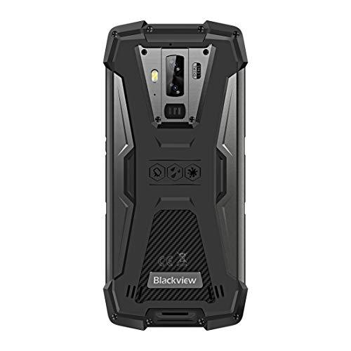 YHZB -BV9700 Pro 6GB+128GB with Night Vision IP68/IP69K