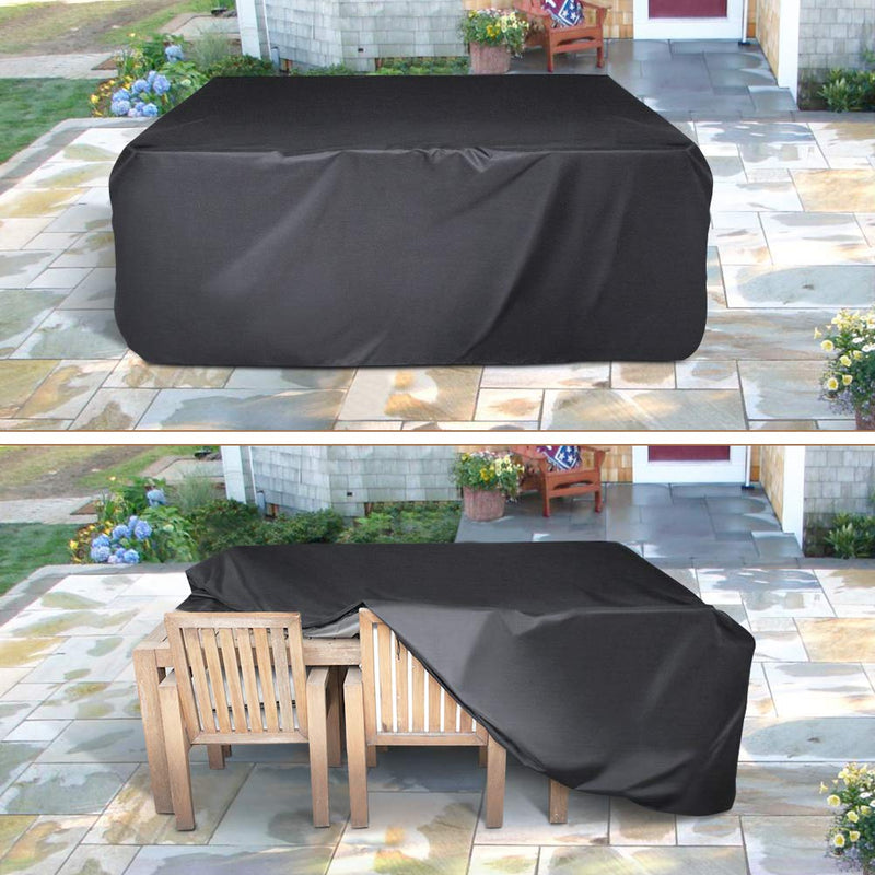 YISSVIC Garden Furniture Cover Waterproof Furniture Covers