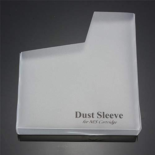 Yongse 10Pcs White Dust Covers Protector For NES For