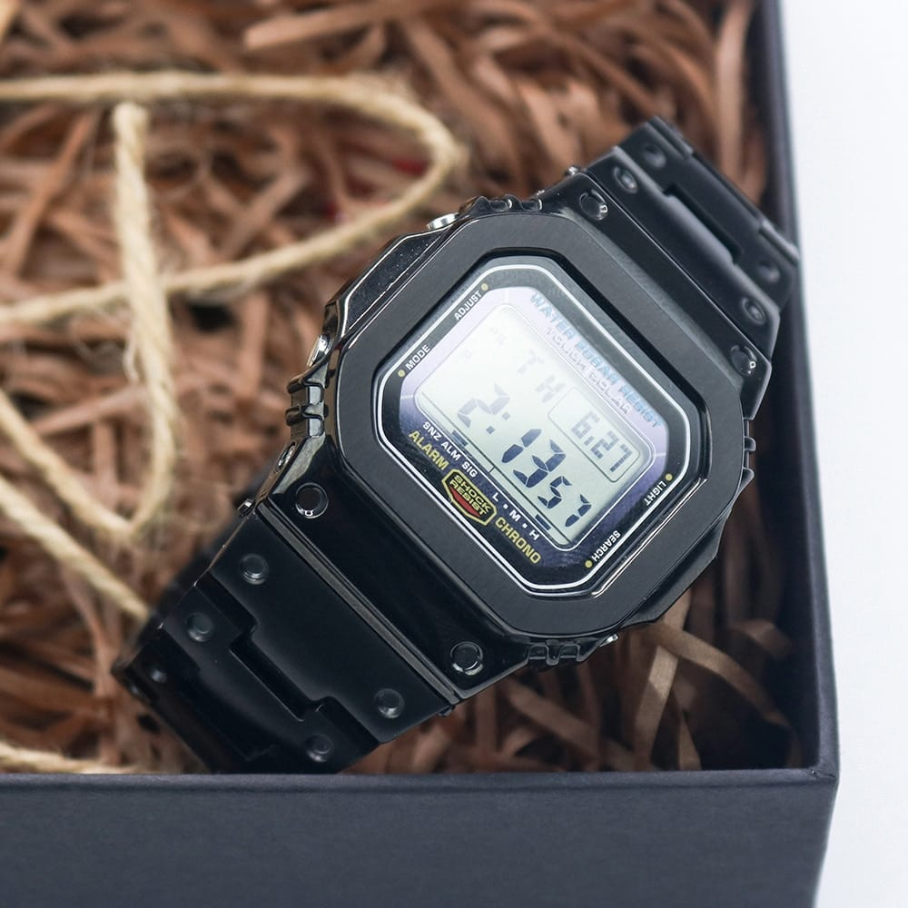 316L Stainless Steels Watch Strap For Casio G