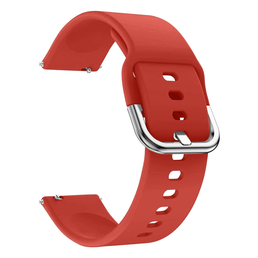 20mm22mmlightSoft Silicone Watchband for Samsung Galaxy