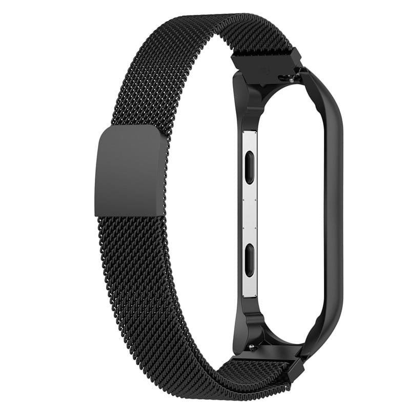 Wristband Metal Stainless Steel Strap For Xiaomi