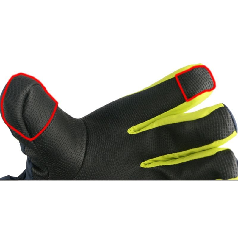 Winter Thick Warm Ski Gloves Adult Riding Outdoor Climbing