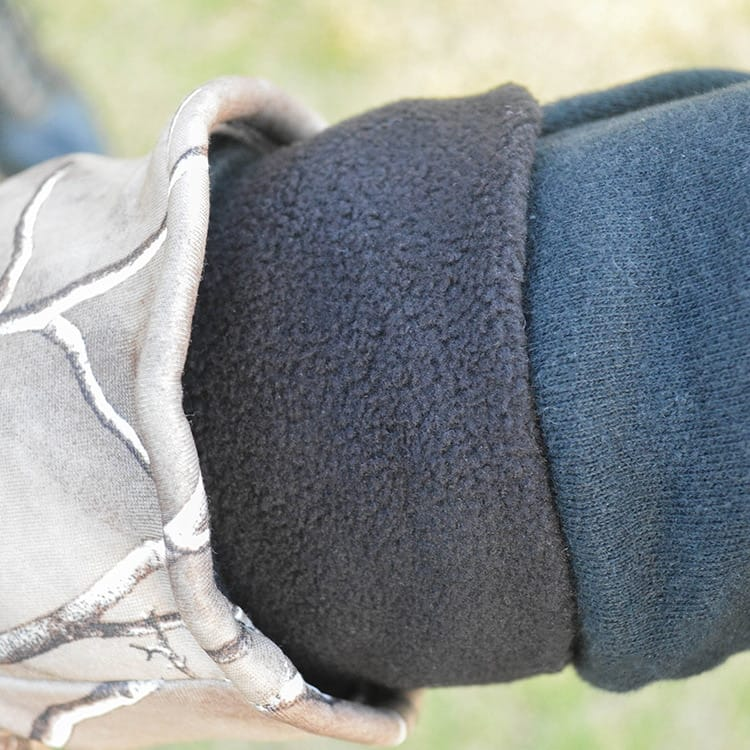 Outdoor Shooting Training Camo Warm Tactical Gloves Winter
