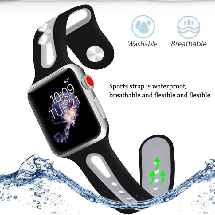 sport strap for apple watch band 44mm 40mm apple watch 4 5
