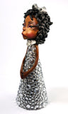 Ava Surrealism Tree Topper Sculpture