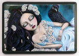 Hand Embellished Print Sleeping Beauty