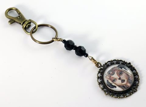 Zellia Key Chain
