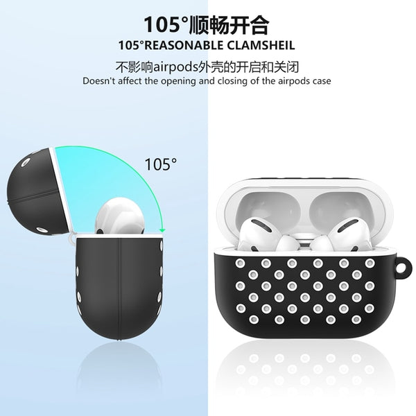 Case For Apple Airpods Pro Air Pods Pod Pro 3 Case Silicone Soft