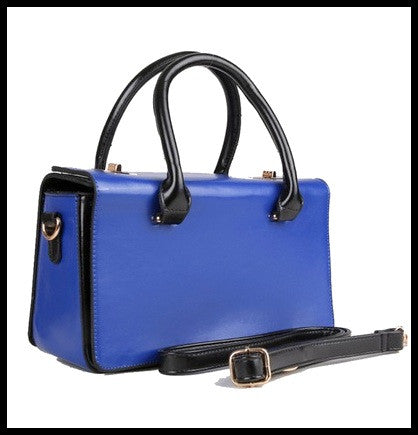 Blue Box Handbag