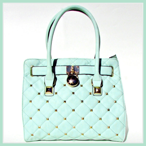 Sea Foam Green Tote