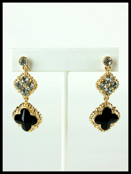 Black Clover Earrings