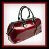 Cranberry Physician Bag